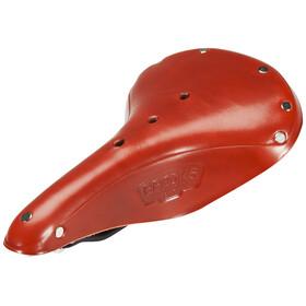 Brooks B17 Standard Classic Siodełko czerwony